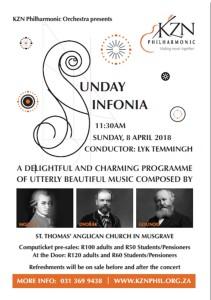 Sunday Sinfonia