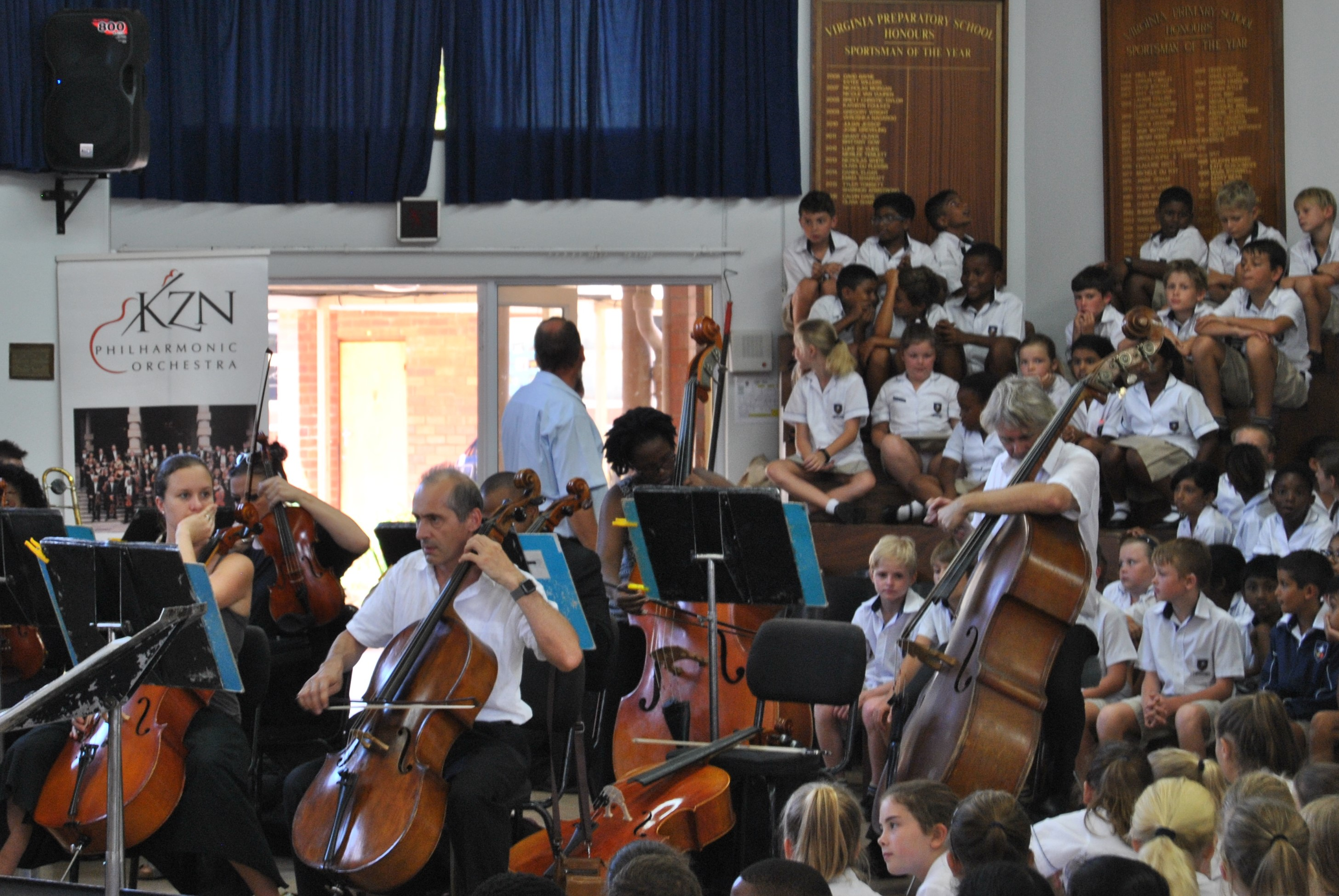 KZN Philharmonic Orchestra | Education and Development Gallery March